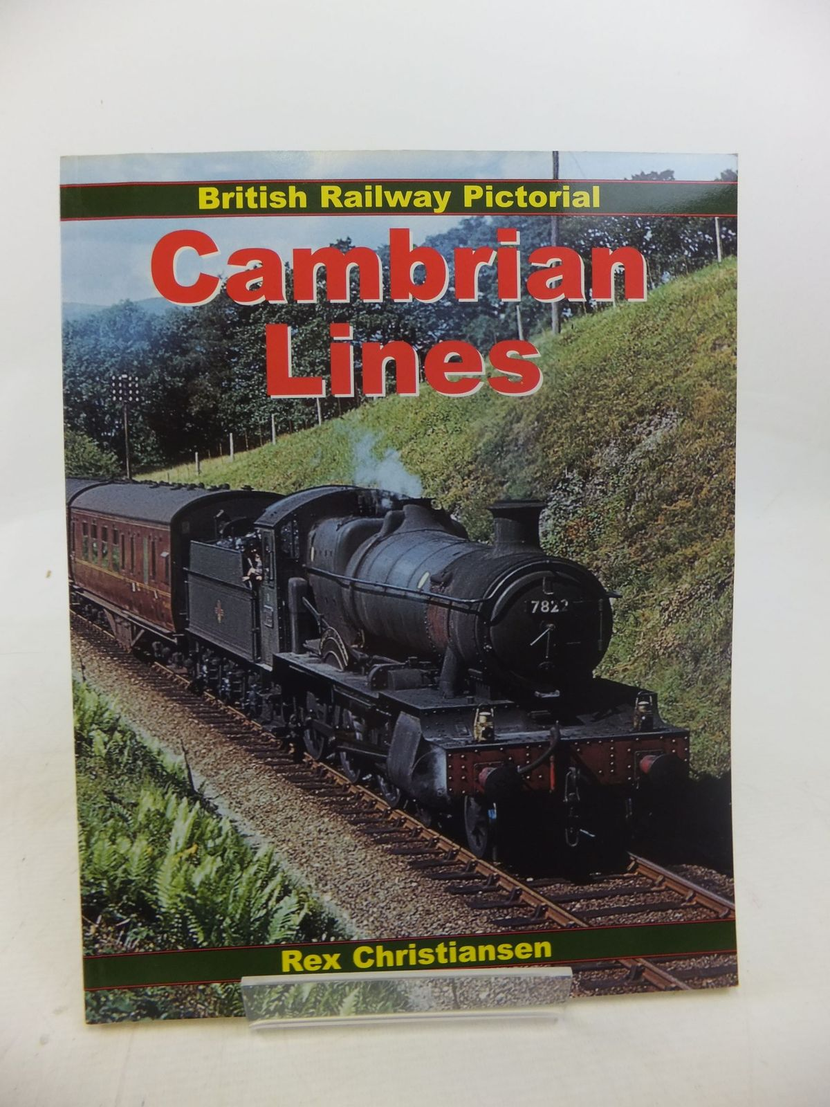 Photo of CAMBRIAN LINES written by Christiansen, Rex published by Ian Allan (STOCK CODE: 1712028)  for sale by Stella & Rose's Books