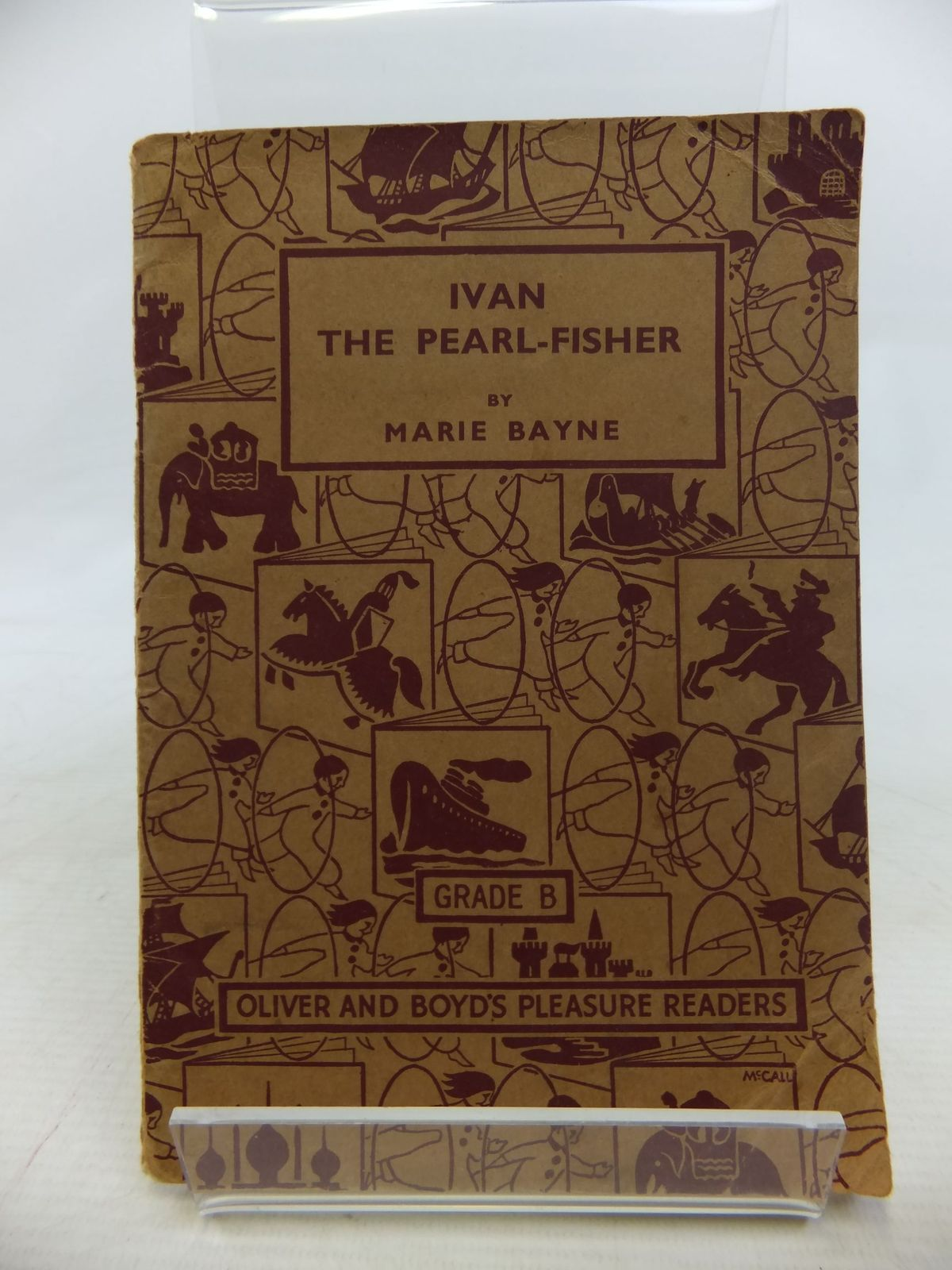 Photo of IVAN THE PEARL-FISHER written by Bayne, Marie published by Oliver and Boyd (STOCK CODE: 1712317)  for sale by Stella & Rose's Books