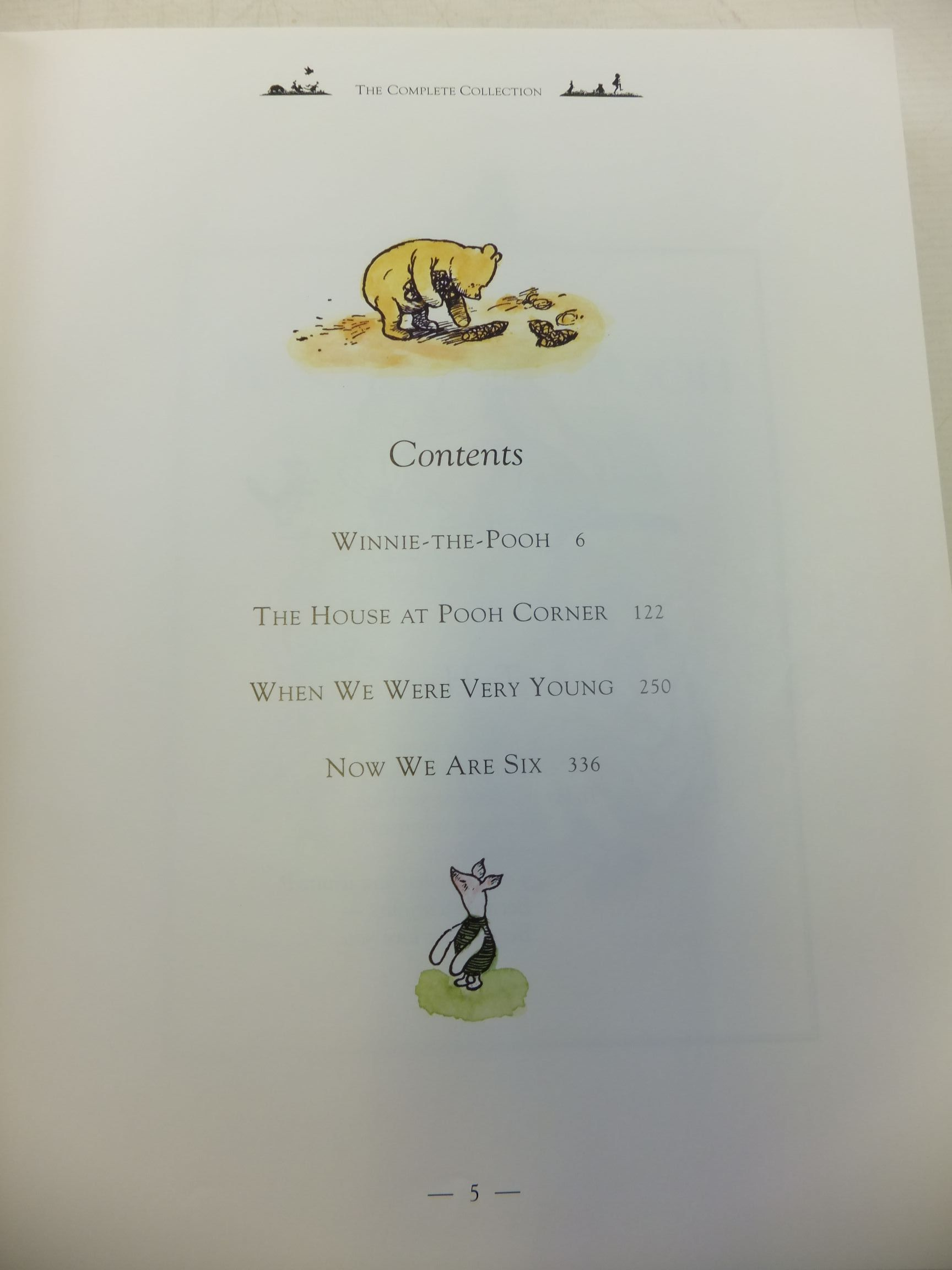 Photo Of Winnie The Pooh Complete Collection Stories And Poems Written By