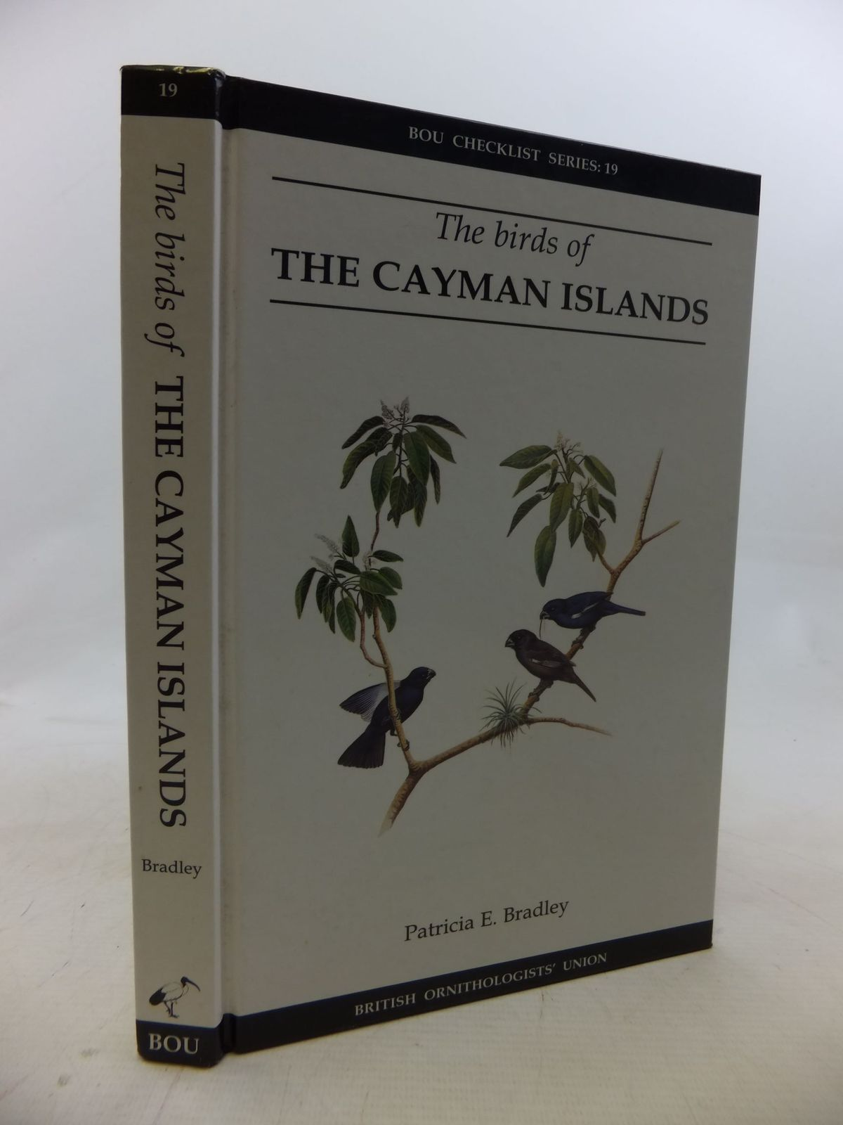 Photo of THE BIRDS OF THE CAYMAN ISLANDS written by Bradley, Patricia E. published by British Ornithologists' union (STOCK CODE: 1712427)  for sale by Stella & Rose's Books