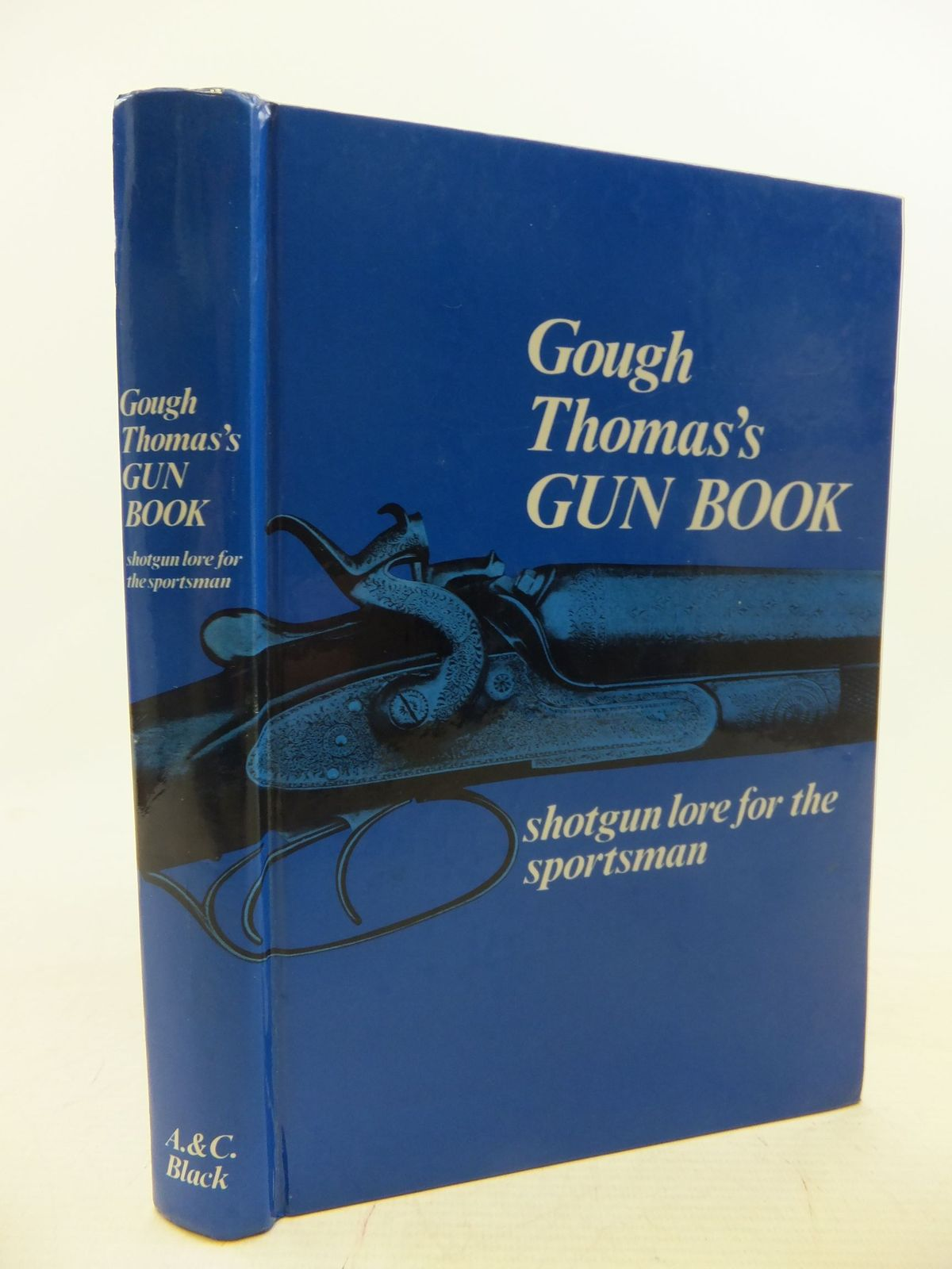 Photo of GOUGH THOMAS'S GUN BOOK written by Garwood, G.T. published by Adam & Charles Black (STOCK CODE: 1712433)  for sale by Stella & Rose's Books