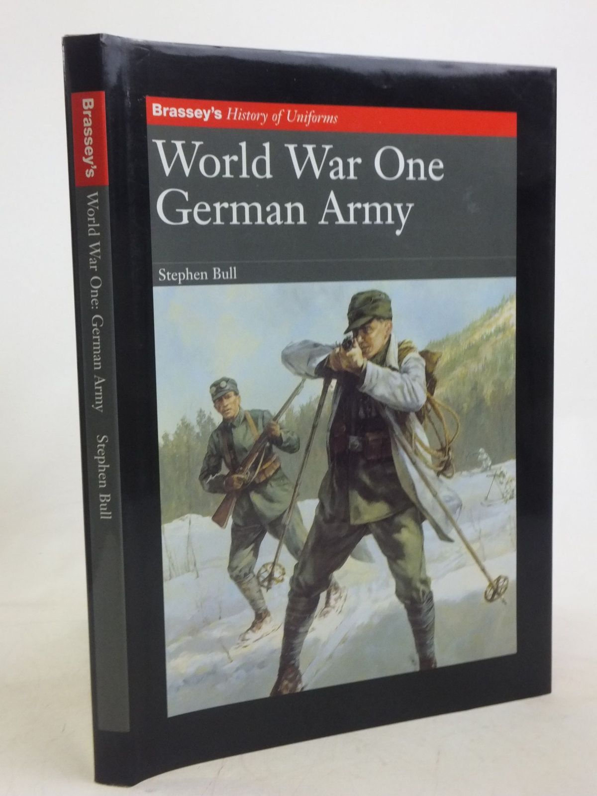 Photo of WORLD WAR ONE GERMAN ARMY written by Bull, Stephen illustrated by Hook, Christa published by Brassey's (STOCK CODE: 1712532)  for sale by Stella & Rose's Books