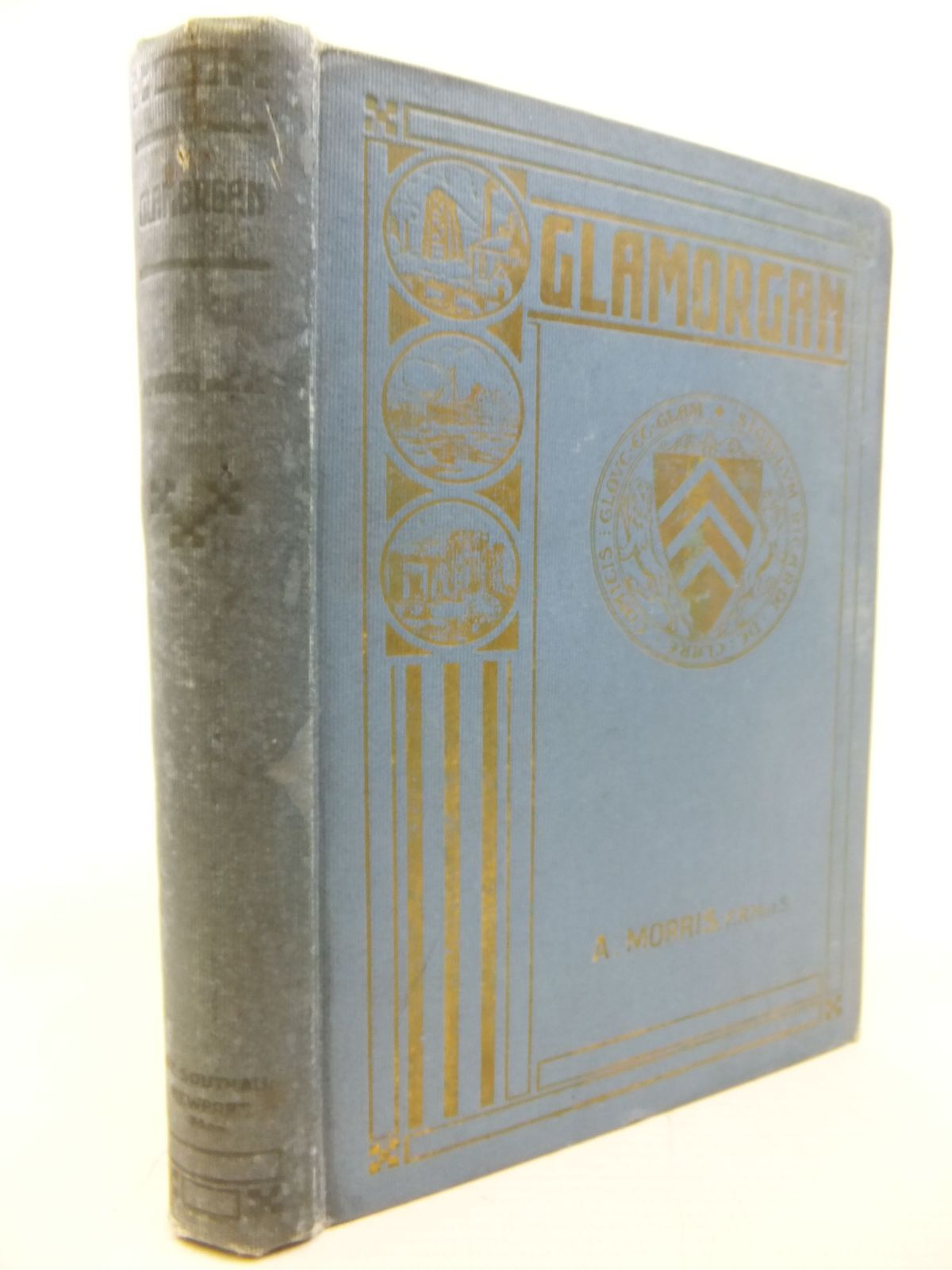 Photo of GLAMORGAN written by Morris, A. published by John E. Southall (STOCK CODE: 1712701)  for sale by Stella & Rose's Books