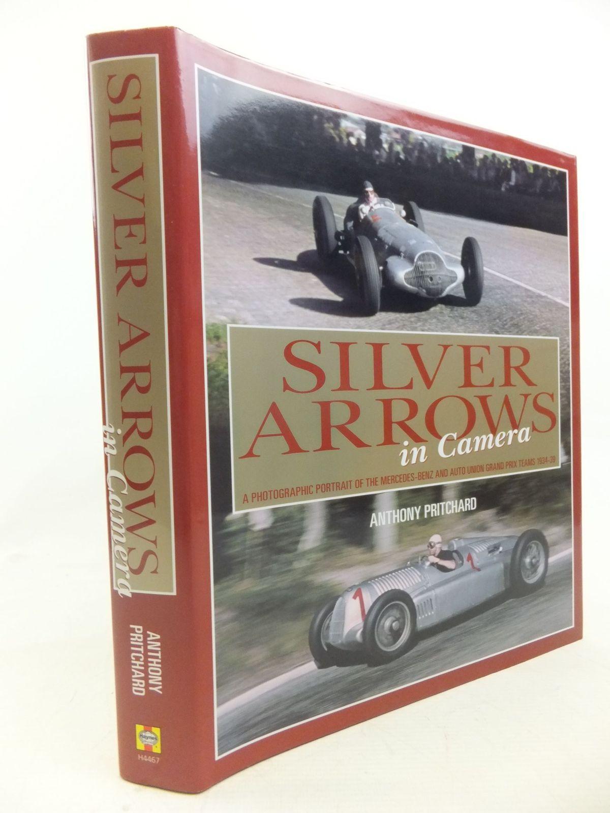 Silver Arrows In Camera