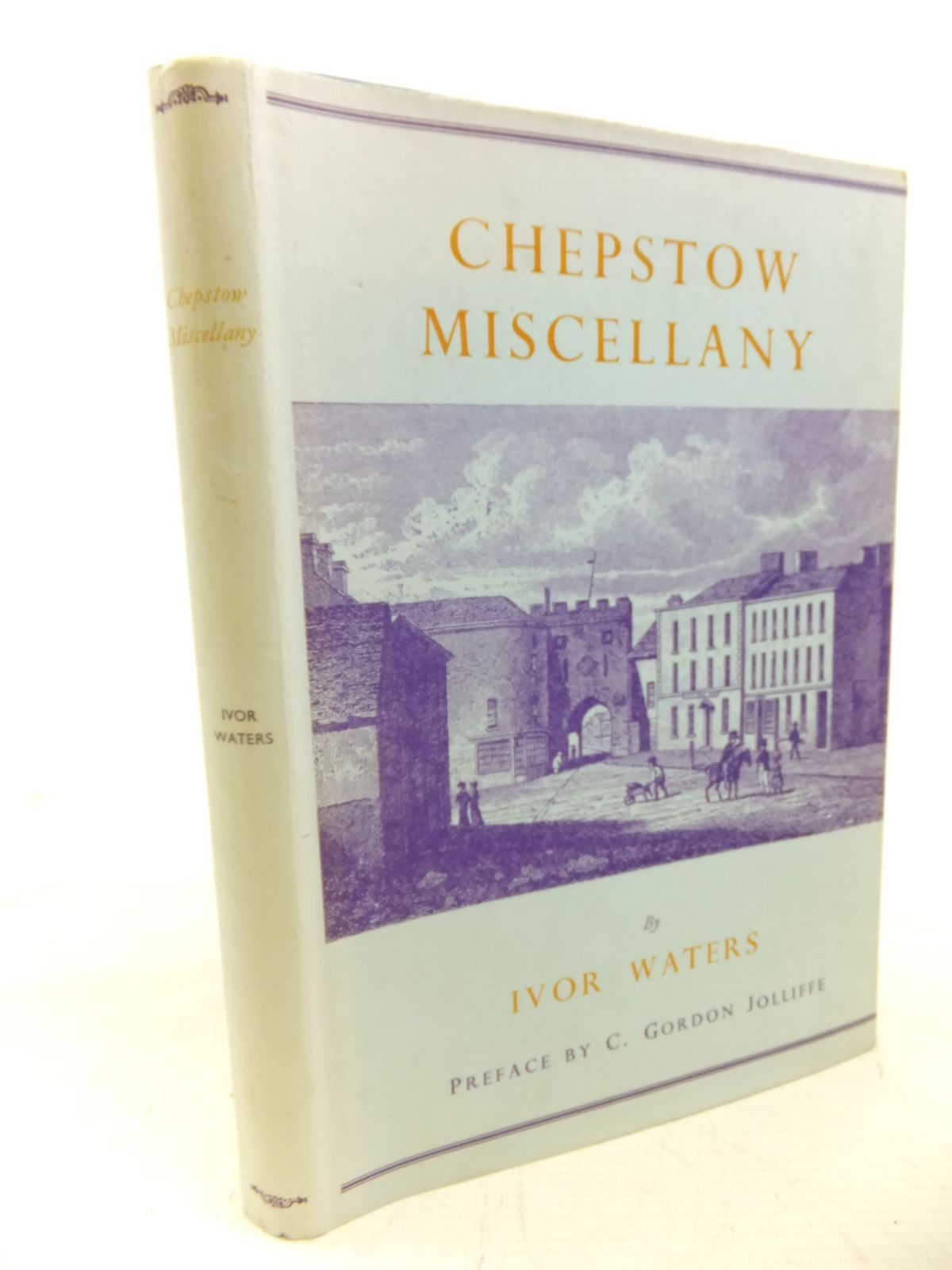 Photo of CHEPSTOW MISCELLANY written by Waters, Ivor published by The Chepstow Society (STOCK CODE: 1712835)  for sale by Stella & Rose's Books