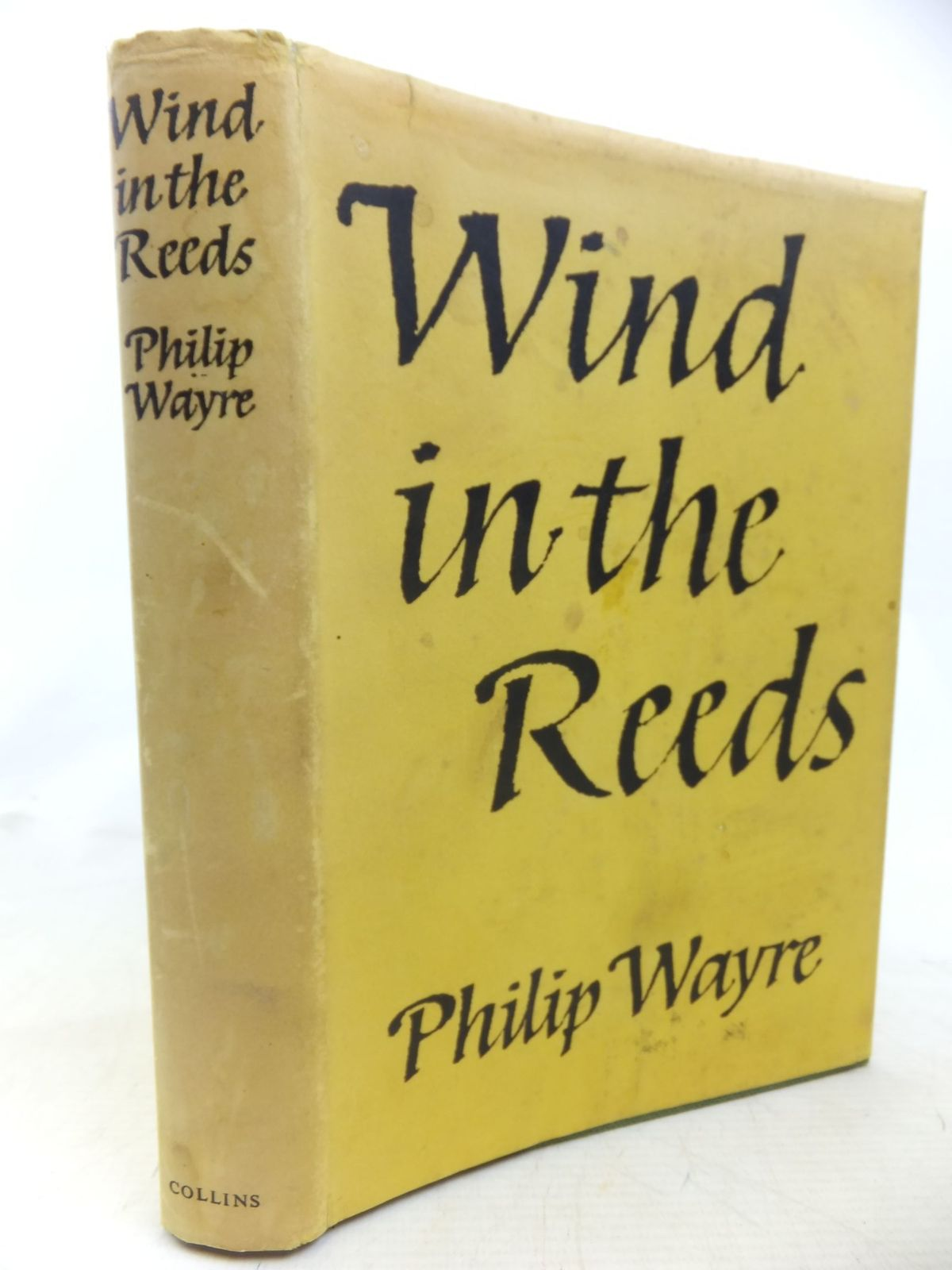 Photo of WIND IN THE REEDS written by Wayre, Philip published by Collins (STOCK CODE: 1712918)  for sale by Stella & Rose's Books