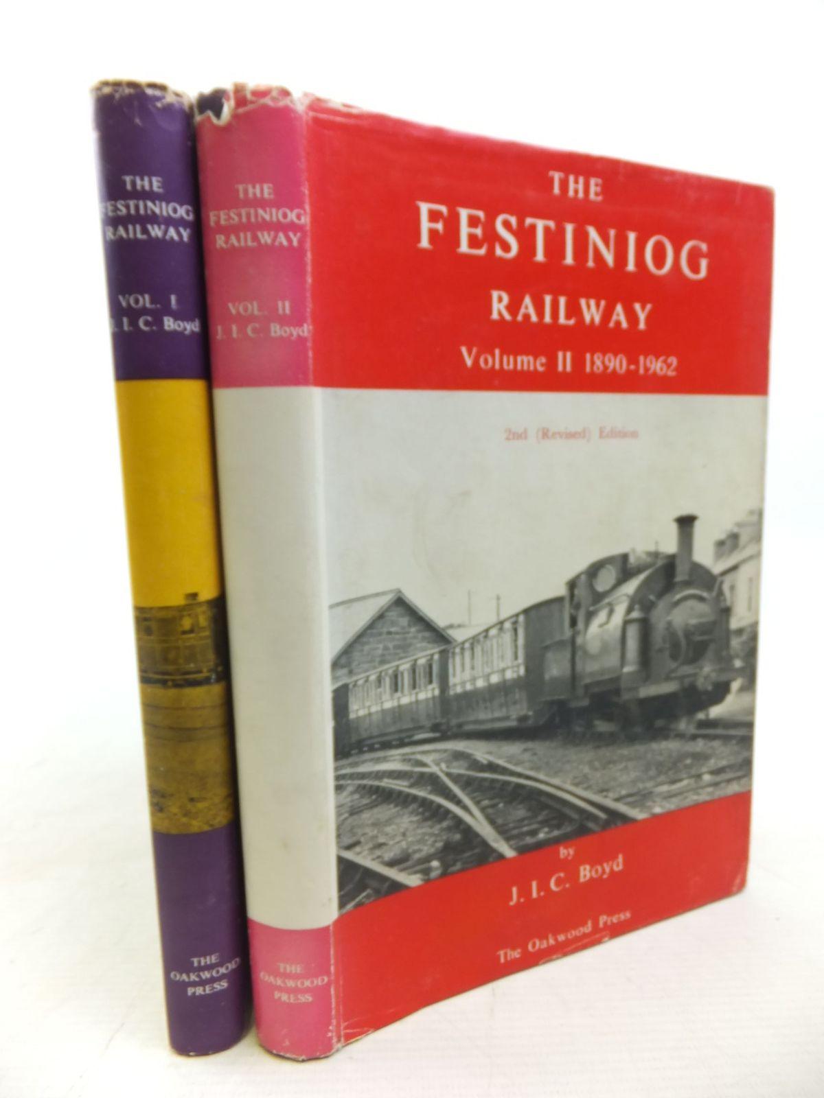The Festiniog Railway