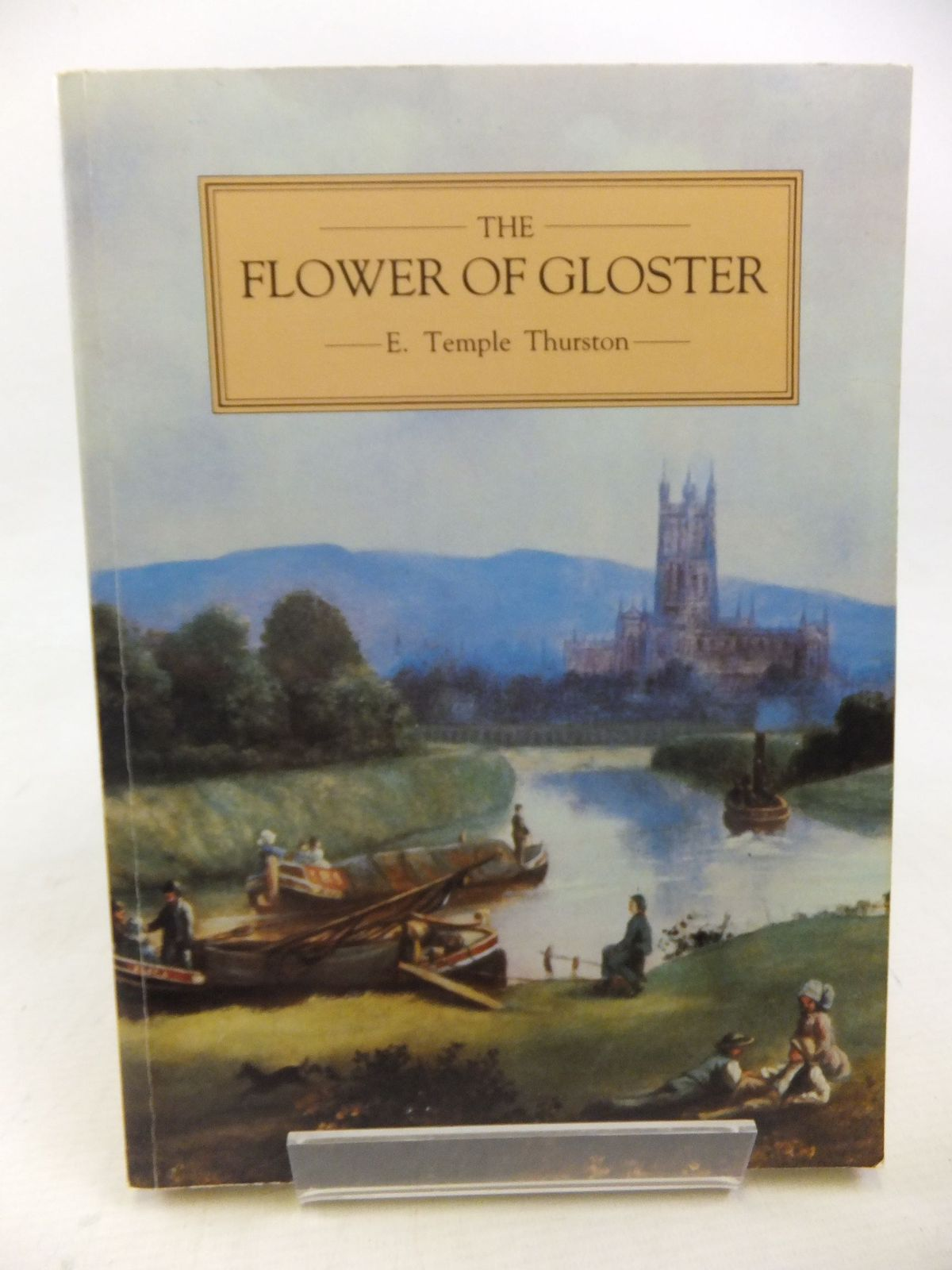 Photo of THE FLOWER OF GLOSTER written by Thurston, E. Temple published by Alan Sutton (STOCK CODE: 1713605)  for sale by Stella & Rose's Books