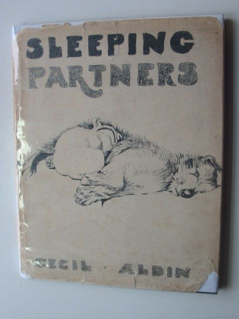 Photo of SLEEPING PARTNERS written by Aldin, Cecil illustrated by Aldin, Cecil published by Eyre & Spottiswoode (STOCK CODE: 1801153)  for sale by Stella & Rose's Books