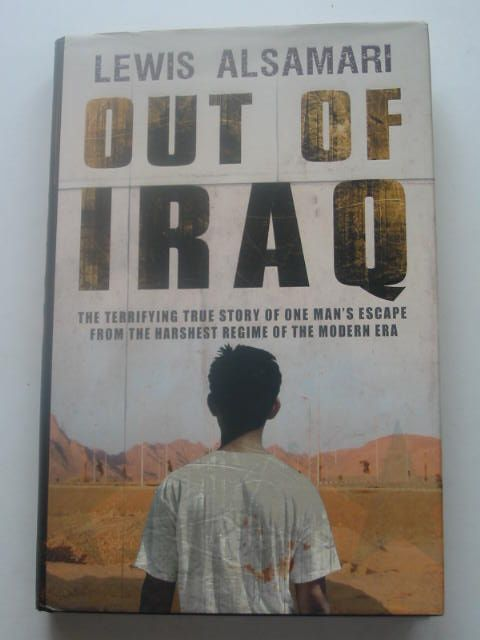 Photo of OUT OF IRAQ written by Alsamari, Lewis published by Bantam Press (STOCK CODE: 1801760)  for sale by Stella & Rose's Books