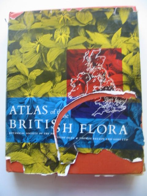 Photo of ATLAS OF THE BRITISH FLORA written by Perring, F.H.<br />Walters, S.M. published by Thomas Nelson and Sons Ltd. (STOCK CODE: 1802140)  for sale by Stella & Rose's Books