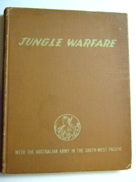 Photo of JUNGLE WARFARE published by Australian War Memorial (STOCK CODE: 1802546)  for sale by Stella & Rose's Books