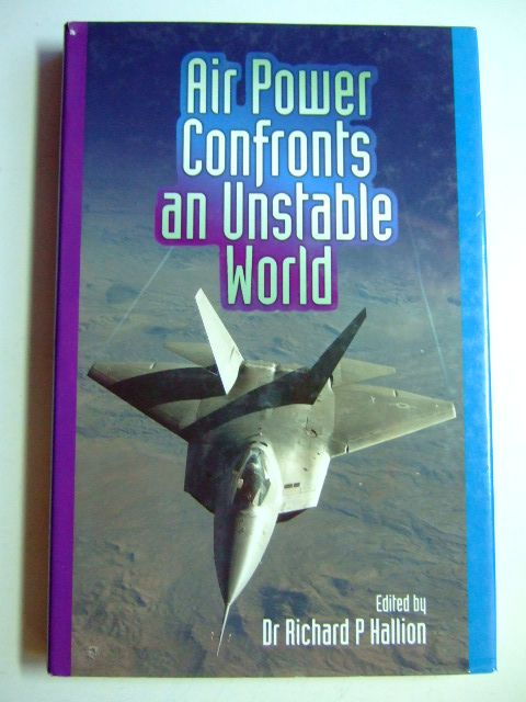 Photo of AIR POWER CONFRONTS AN UNSTABLE WORLD written by Hallion, Richard P. published by Brassey's (STOCK CODE: 1802813)  for sale by Stella & Rose's Books