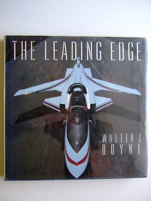 Photo of THE LEADING EDGE written by Boyne, Walter J. published by Macdonald Orbis (STOCK CODE: 1802870)  for sale by Stella & Rose's Books
