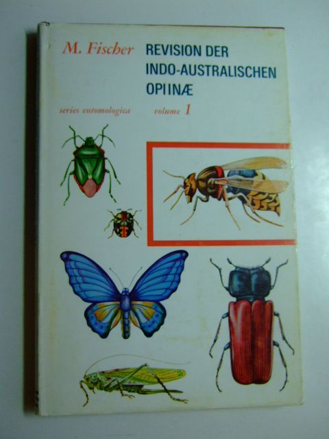Photo of REVISION DER INDO-AUSTRALISCHEN OPIINAE written by Fischer, Max published by The Hague (STOCK CODE: 1802933)  for sale by Stella & Rose's Books