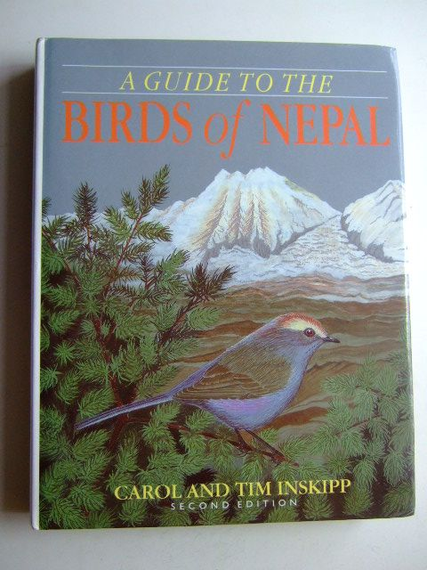 Photo of A GUIDE TO THE BIRDS OF NEPAL written by Inskipp, Carol<br />Inskipp, Tim illustrated by Byers, Clive<br />et al.,  published by Christopher Helm (STOCK CODE: 1803046)  for sale by Stella & Rose's Books