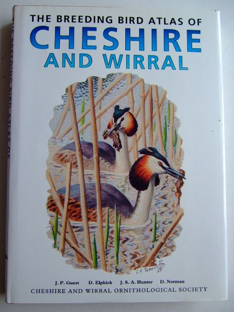 Photo of THE BREEDING BIRD ATLAS OF CHESHIRE AND WIRRAL written by Guest, J.P.<br />Elphick, D.<br />Hunter, J.S.A.<br />Norman, D. published by Cheshire And Wirral Ornithological Society (STOCK CODE: 1803231)  for sale by Stella & Rose's Books