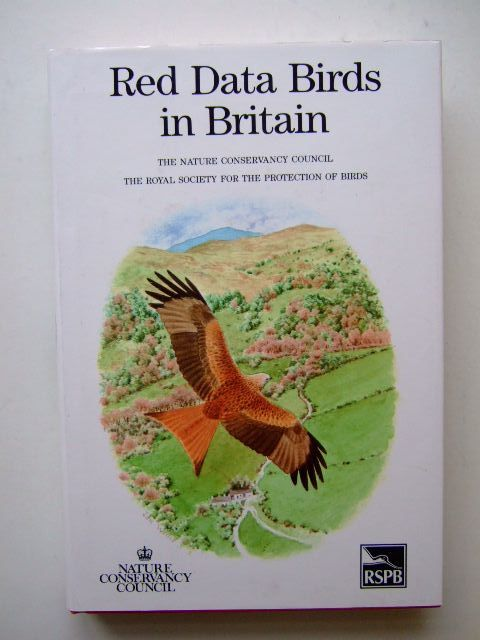 Photo of RED DATA BIRDS IN BRITAIN written by Batten, Leo<br />Bibby, C.J.<br />et al,  illustrated by Willis, Ian published by T. & A.D. Poyser (STOCK CODE: 1803461)  for sale by Stella & Rose's Books