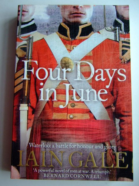 Photo of FOUR DAYS IN JUNE written by Gale, Iain published by Harper Collins (STOCK CODE: 1803665)  for sale by Stella & Rose's Books