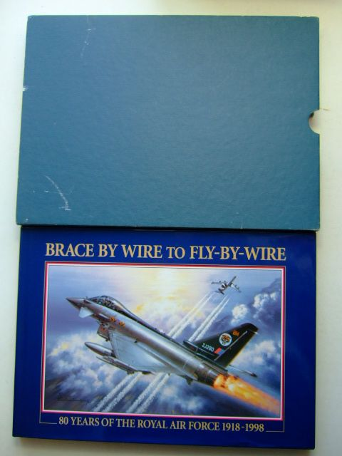Photo of BRACE BY WIRE TO FLY BY WIRE written by March, Peter R. published by Royal Air Force Benevolent Fund Enterprises (STOCK CODE: 1803804)  for sale by Stella & Rose's Books