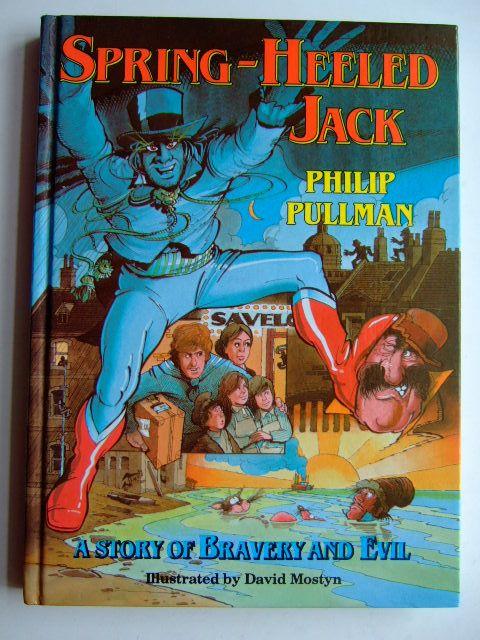 Photo of SPRING-HEELED JACK- Stock Number: 1804085