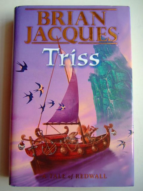 Photo of TRISS written by Jacques, Brian illustrated by Elliot, David published by Puffin Books (STOCK CODE: 1804253)  for sale by Stella & Rose's Books