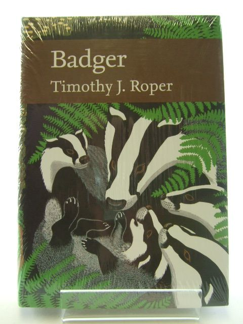 Photo of BADGER (NN 114) written by Roper, Timothy J. published by Collins (STOCK CODE: 1805054)  for sale by Stella & Rose's Books