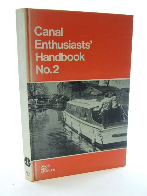 Photo of CANAL ENTHUSIAST'S HANDBOOK NO.2 written by Hadfield, Charles published by David & Charles (STOCK CODE: 1805108)  for sale by Stella & Rose's Books