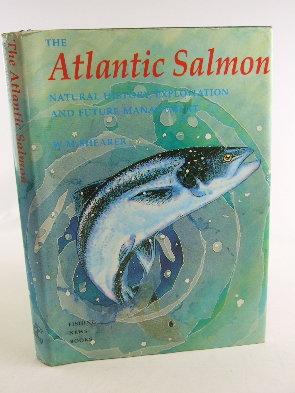 Photo of THE ATLANTIC SALMON written by Shearer, W.M. published by Fishing News (Books) Ltd. (STOCK CODE: 1805427)  for sale by Stella & Rose's Books