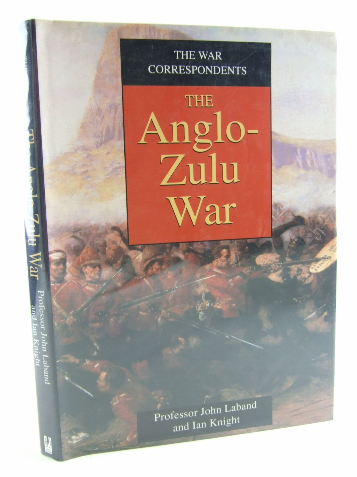 Photo of THE WAR CORRESPONDENTS THE ANGLO-ZULU WAR written by Laband, John<br />Knight, Ian published by Sutton Publishing (STOCK CODE: 1806416)  for sale by Stella & Rose's Books