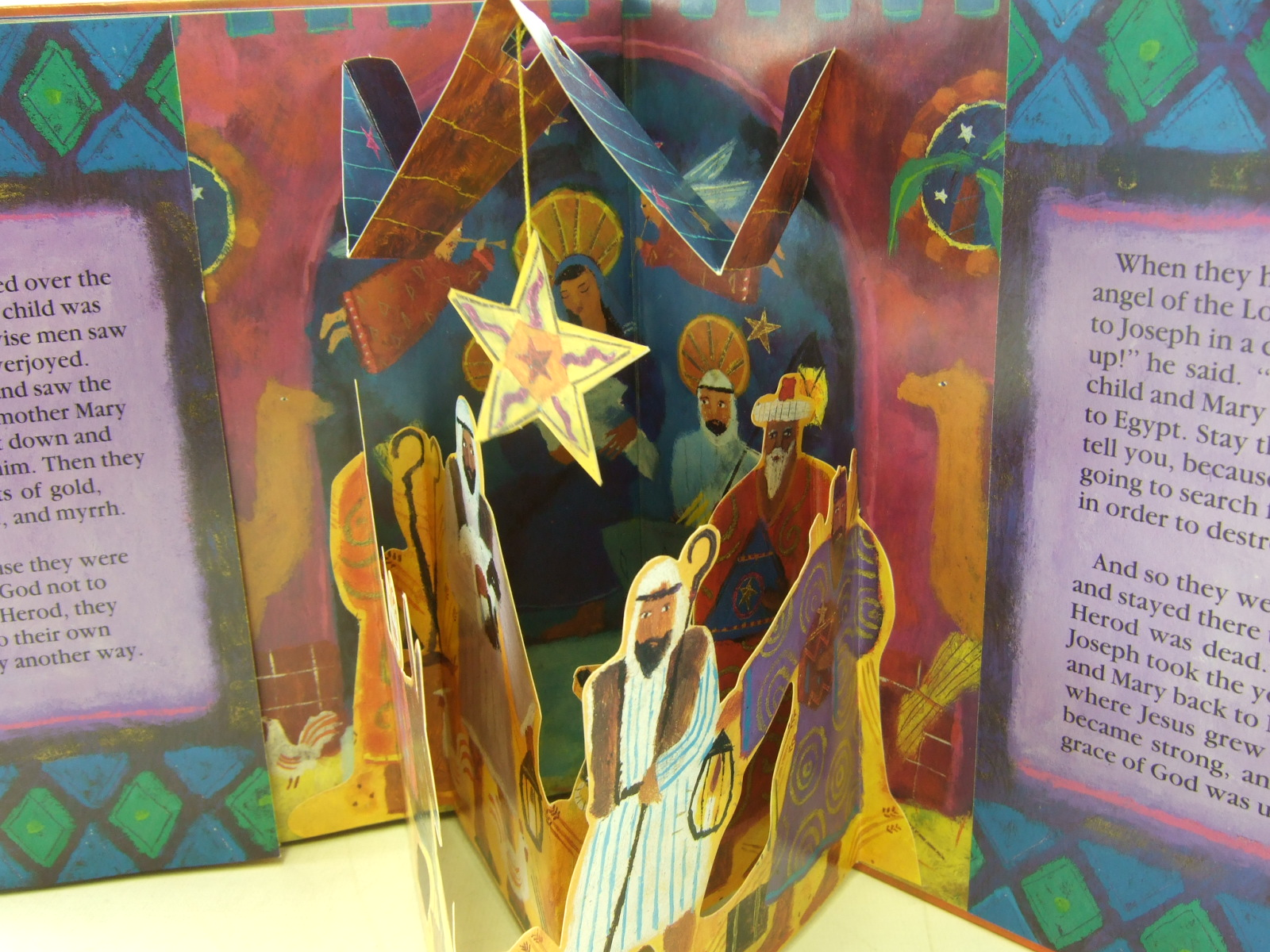Photo of THE CHRISTMAS STORY illustrated by Moxley, Sheila published by Tango Books (STOCK CODE: 1806449)  for sale by Stella & Rose's Books