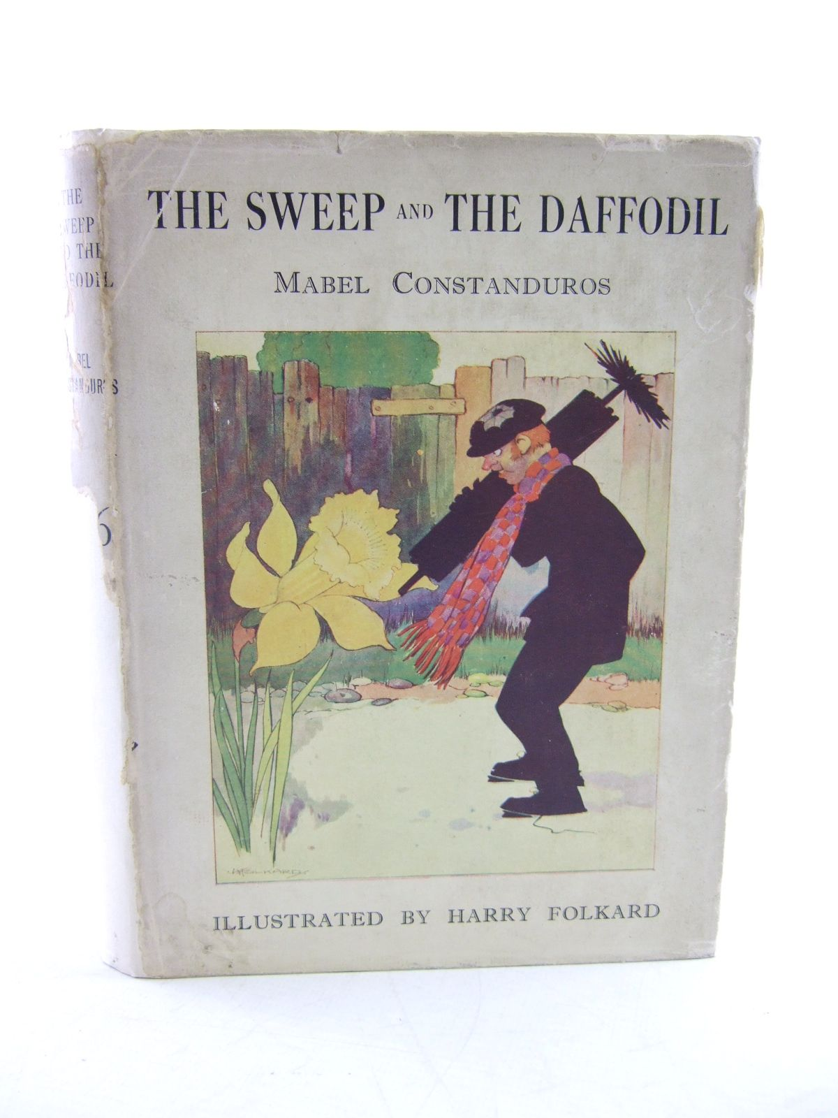 Photo of THE SWEEP AND THE DAFFODIL written by Constanduros, Mabel illustrated by Folkard, Harry published by Alston Rivers Ltd. (STOCK CODE: 1806816)  for sale by Stella & Rose's Books
