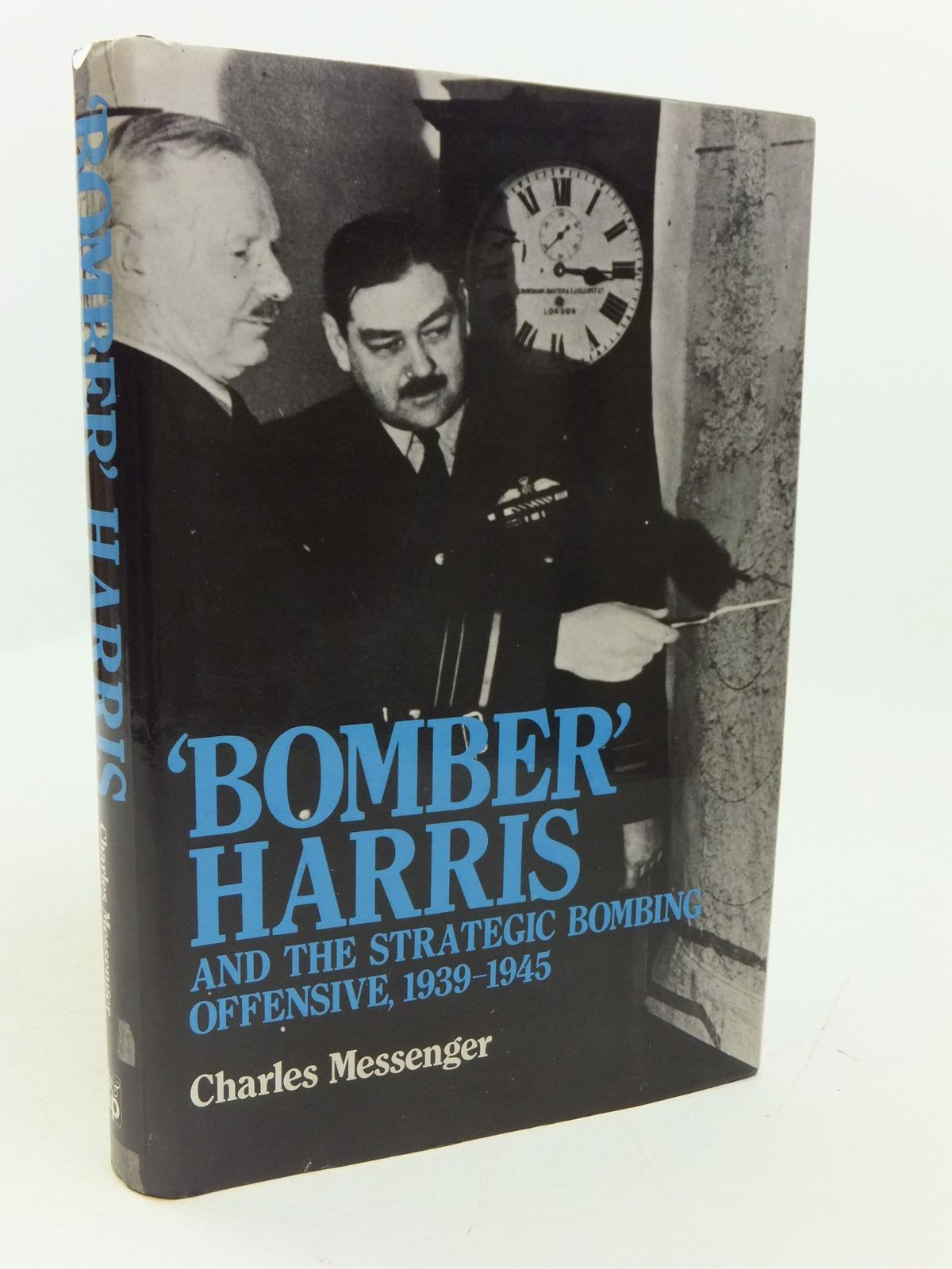 Photo of BOMBER HARRIS AND THE STRATEGIC BOMBING OFFENSIVE 1939-1945 written by Messenger, Charles published by Arms & Armour Press (STOCK CODE: 1807303)  for sale by Stella & Rose's Books