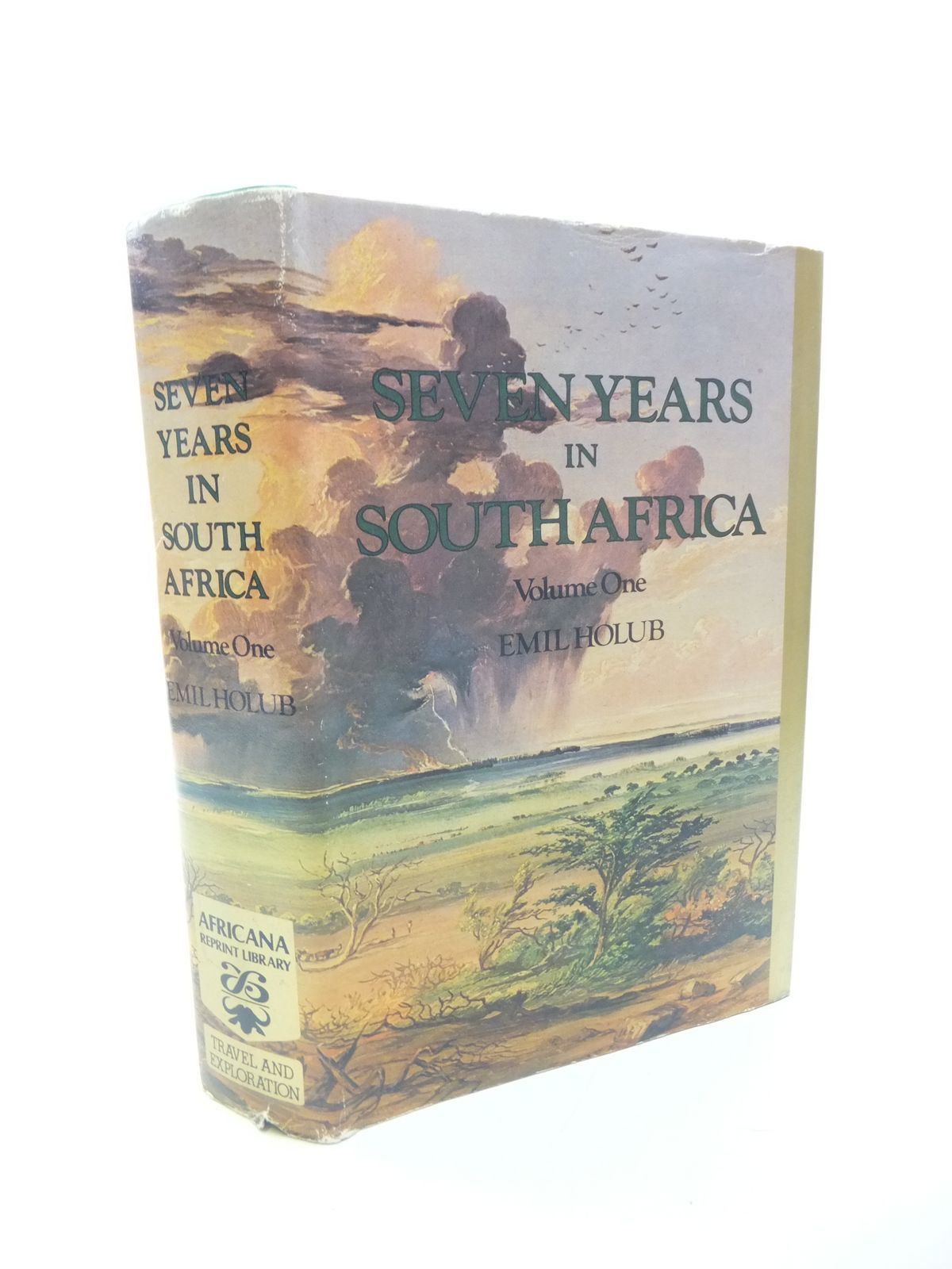 Photo of SEVEN YEARS IN SOUTH AFRICA VOLUME I