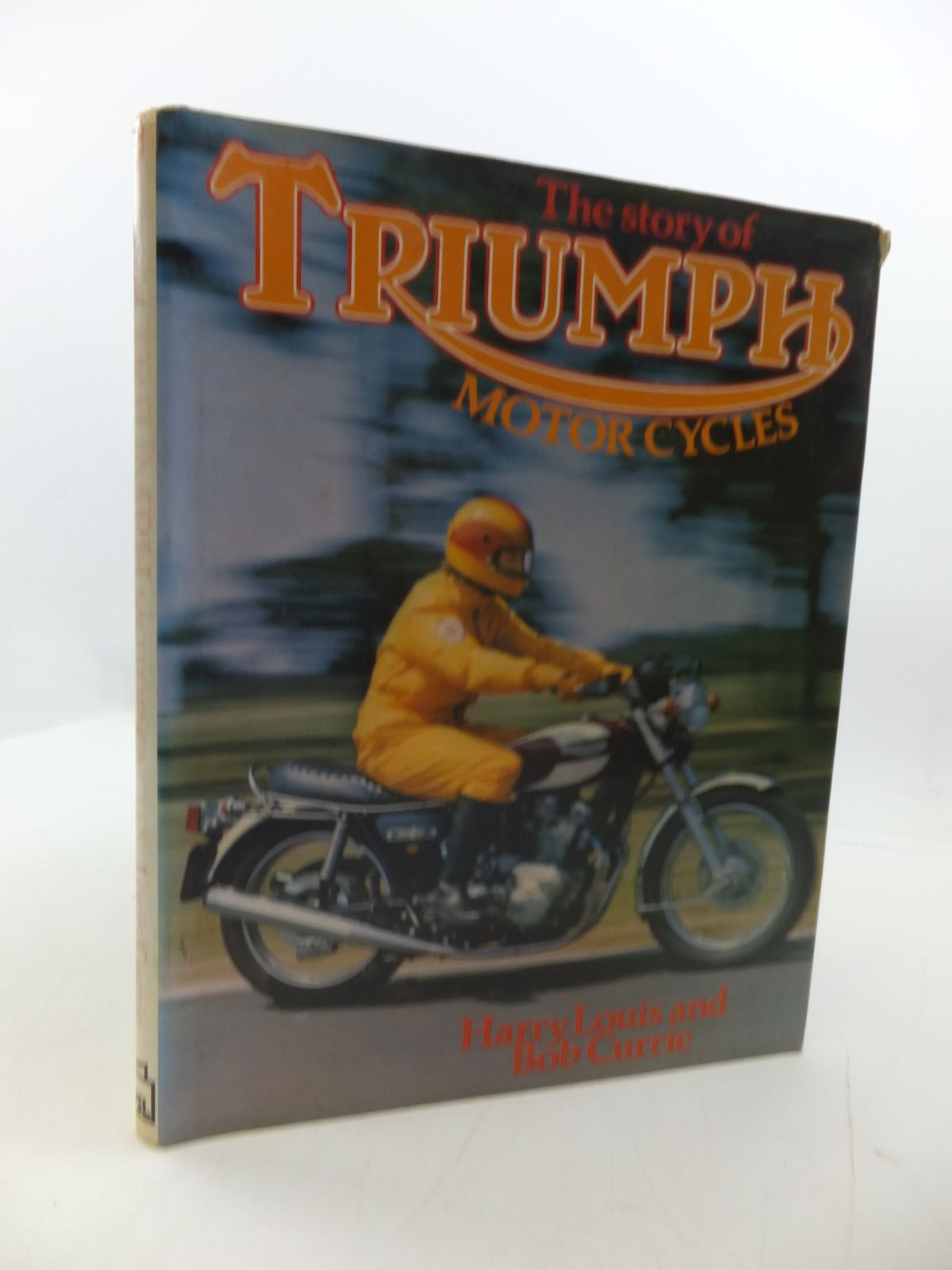 Photo of THE STORY OF TRIUMPH MOTOR CYCLES