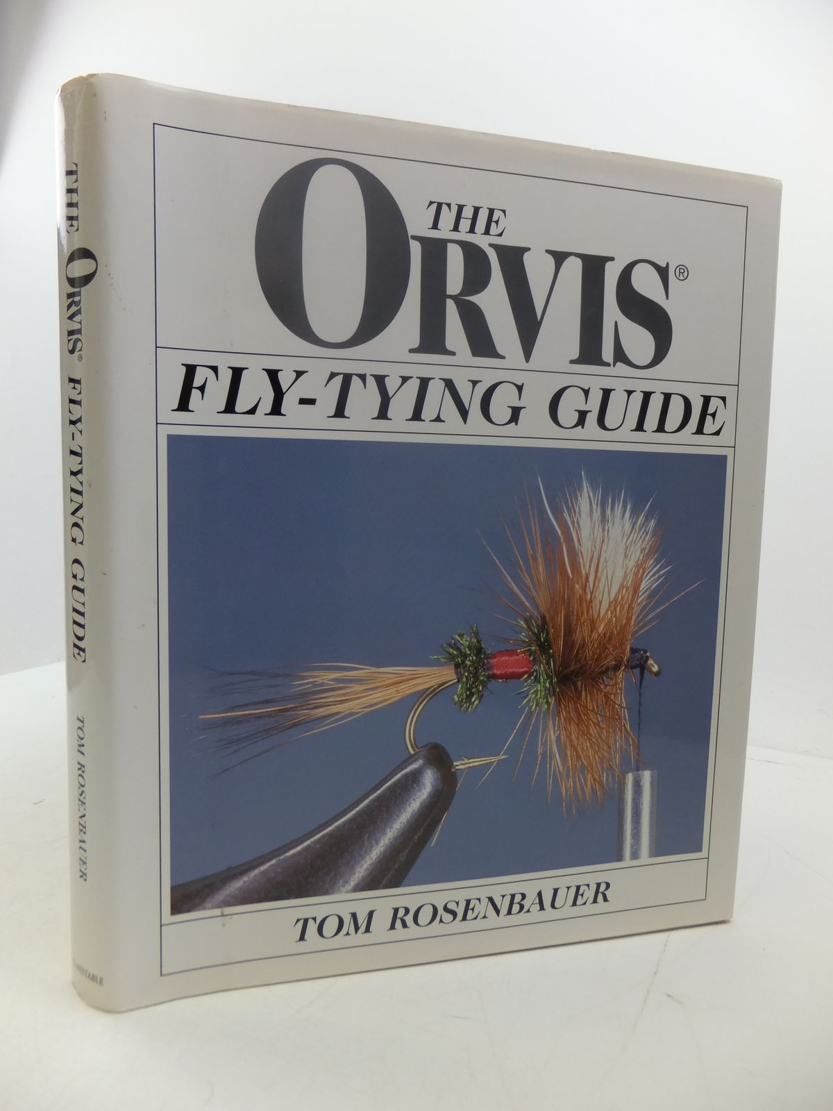 Photo of THE ORVIS FLY-TYING GUIDE