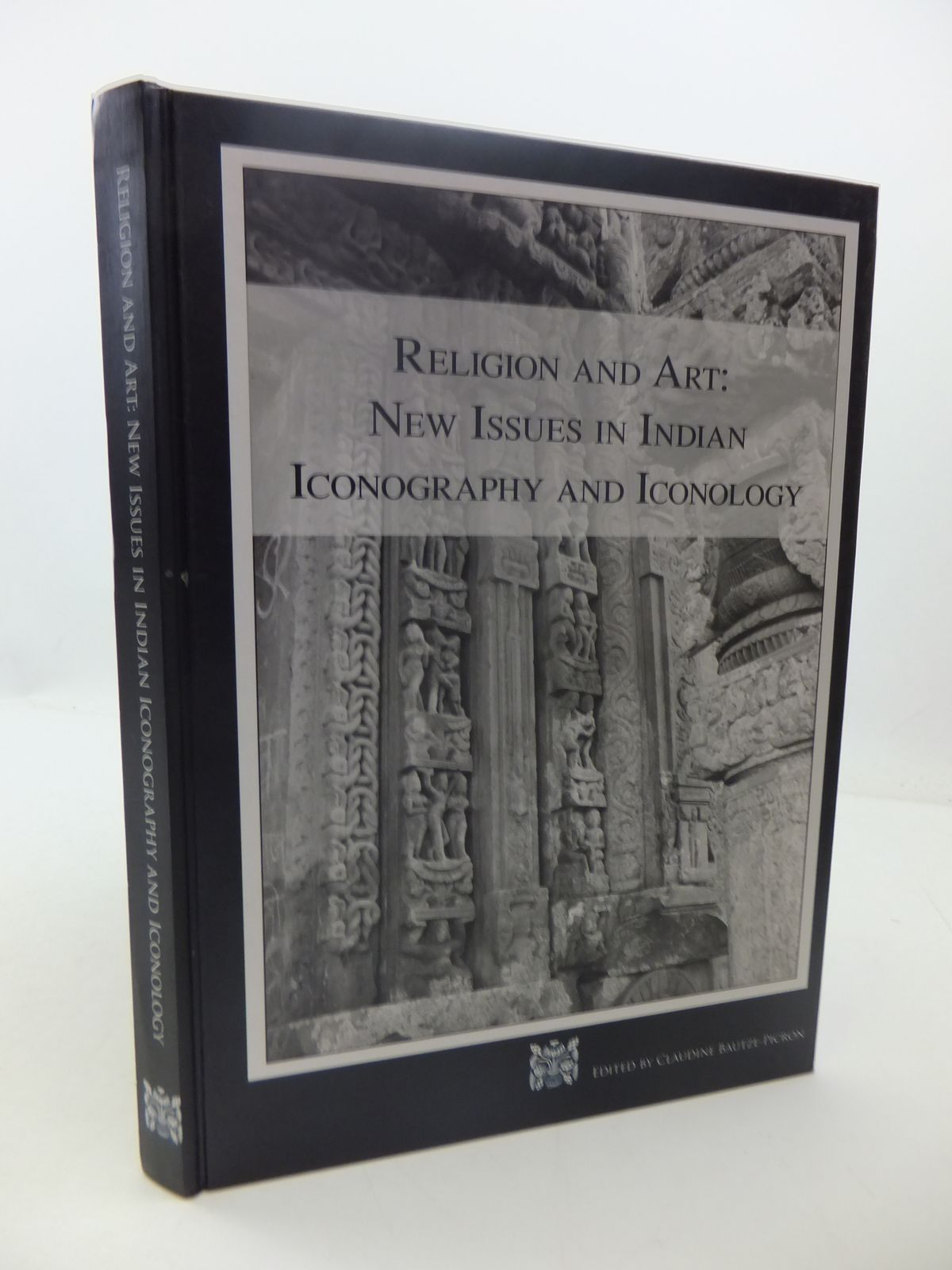 Photo of RELIGION AND ART: NEW ISSUES IN INDIAN ICONOGRAPHY AND ICONOLOGY