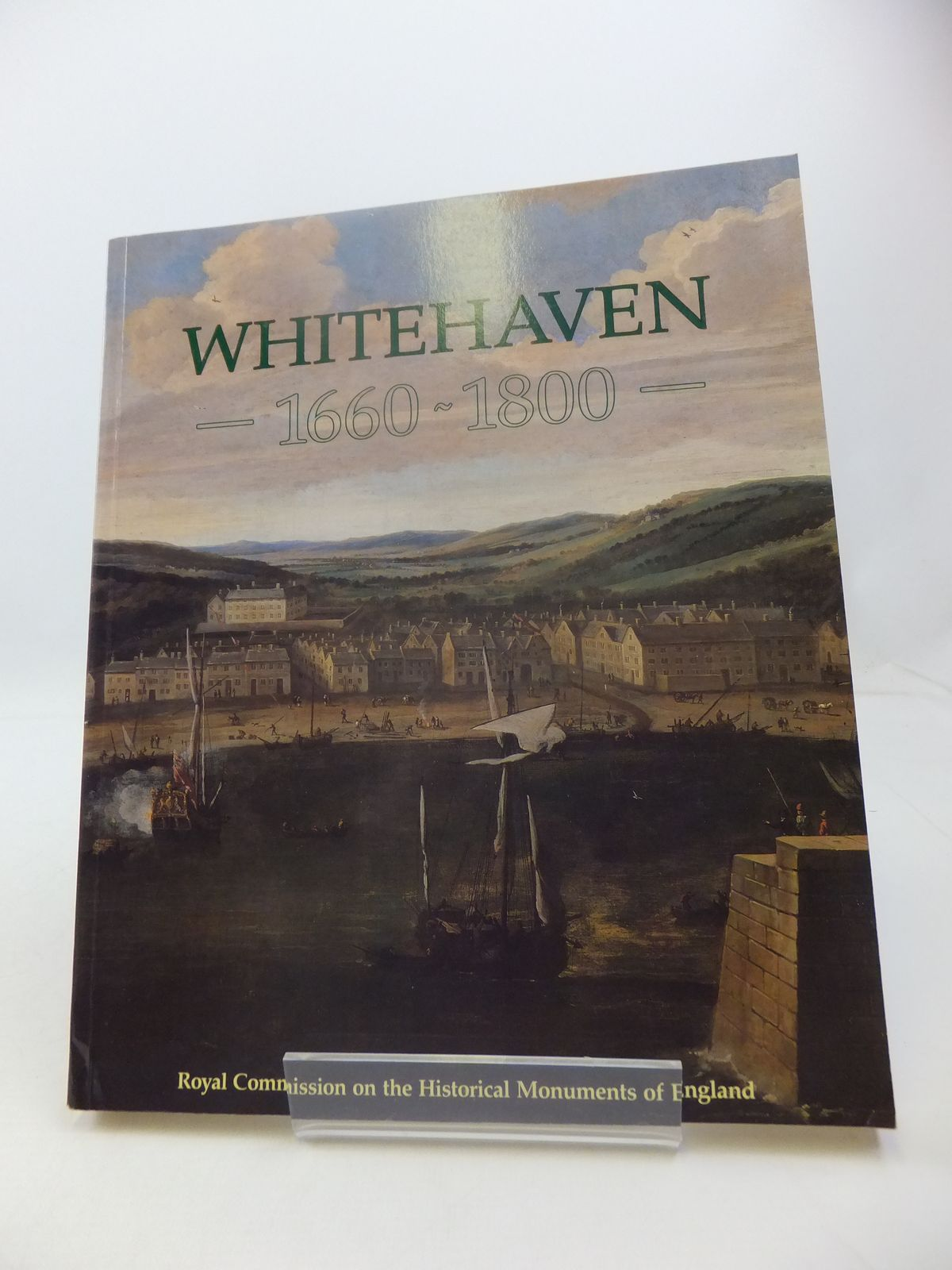 Photo of WHITEHAVEN 1660-1800: A NEW TOWN OF THE LATE SEVENTEENTH CENTURY
