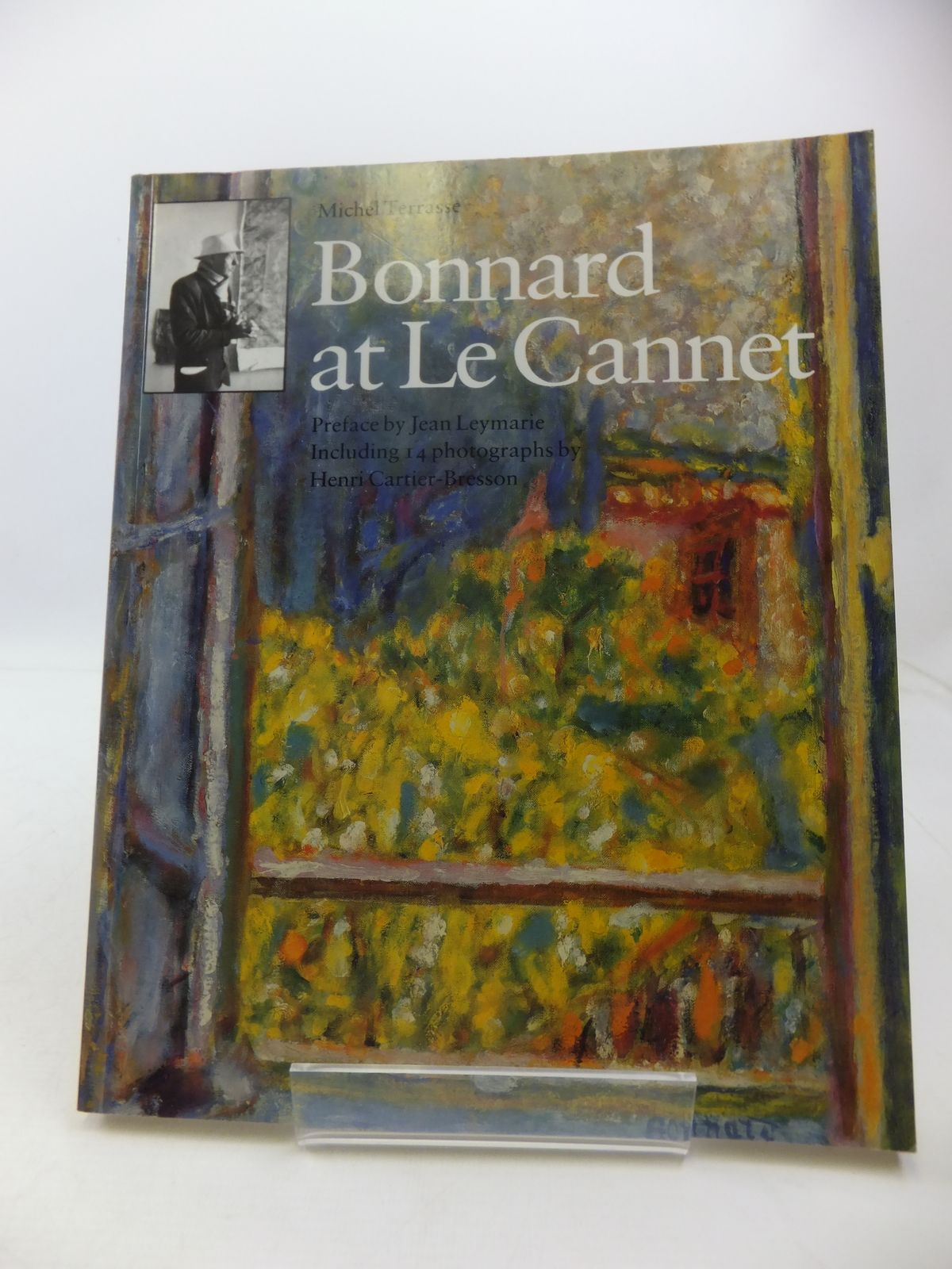 Photo of BONNARD AT LE CANNET