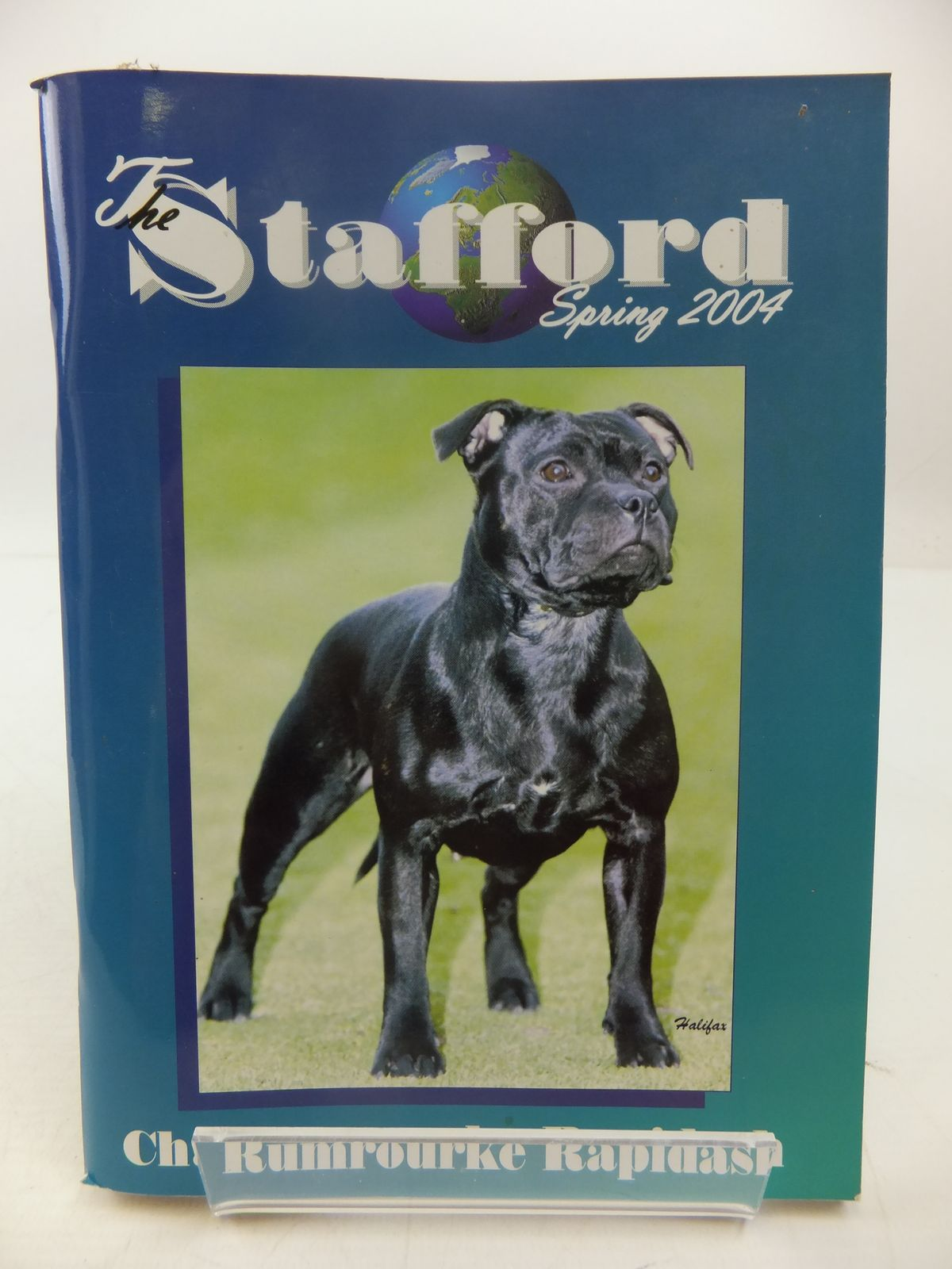 Photo of THE STAFFORD SPRING 2004 written by Loughborough, Jean (STOCK CODE: 1807635)  for sale by Stella & Rose's Books