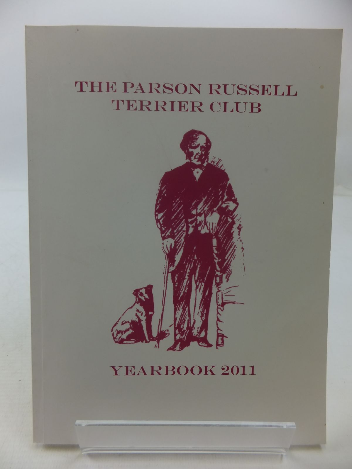 Photo of THE PARSON RUSSELL TERRIER CLUB YEARBOOK 2011 (STOCK CODE: 1807644)  for sale by Stella & Rose's Books