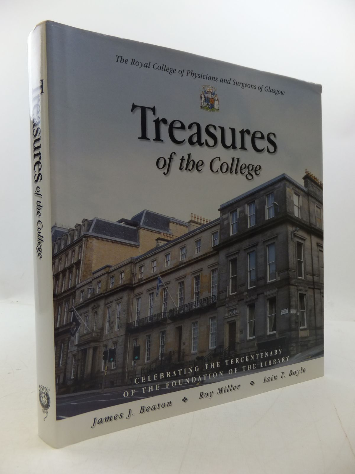 Photo of TREASURES OF THE COLLEGE