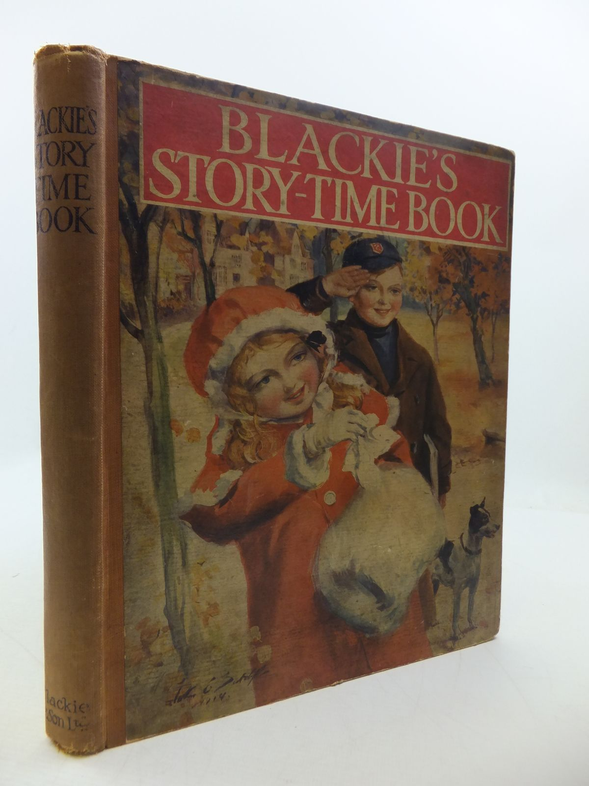 Photo of BLACKIE'S STORY-TIME BOOK