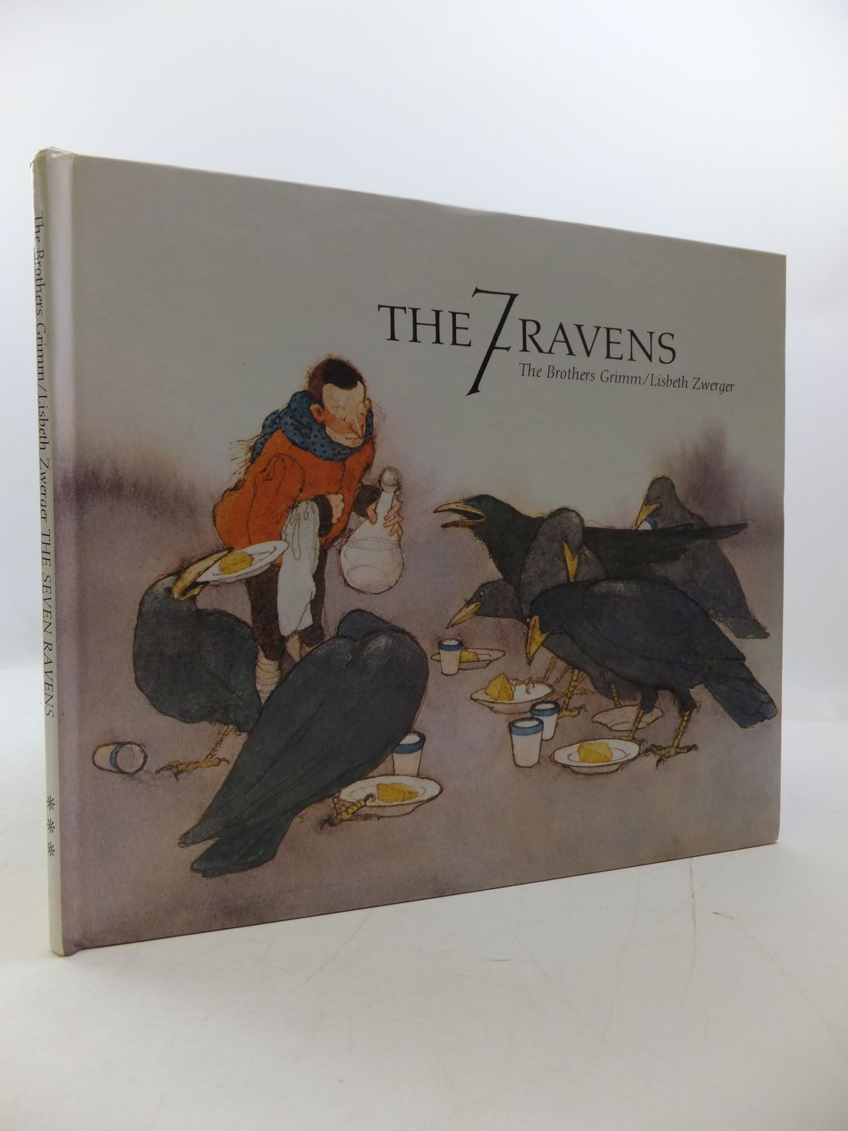 Photo of THE 7 RAVENS