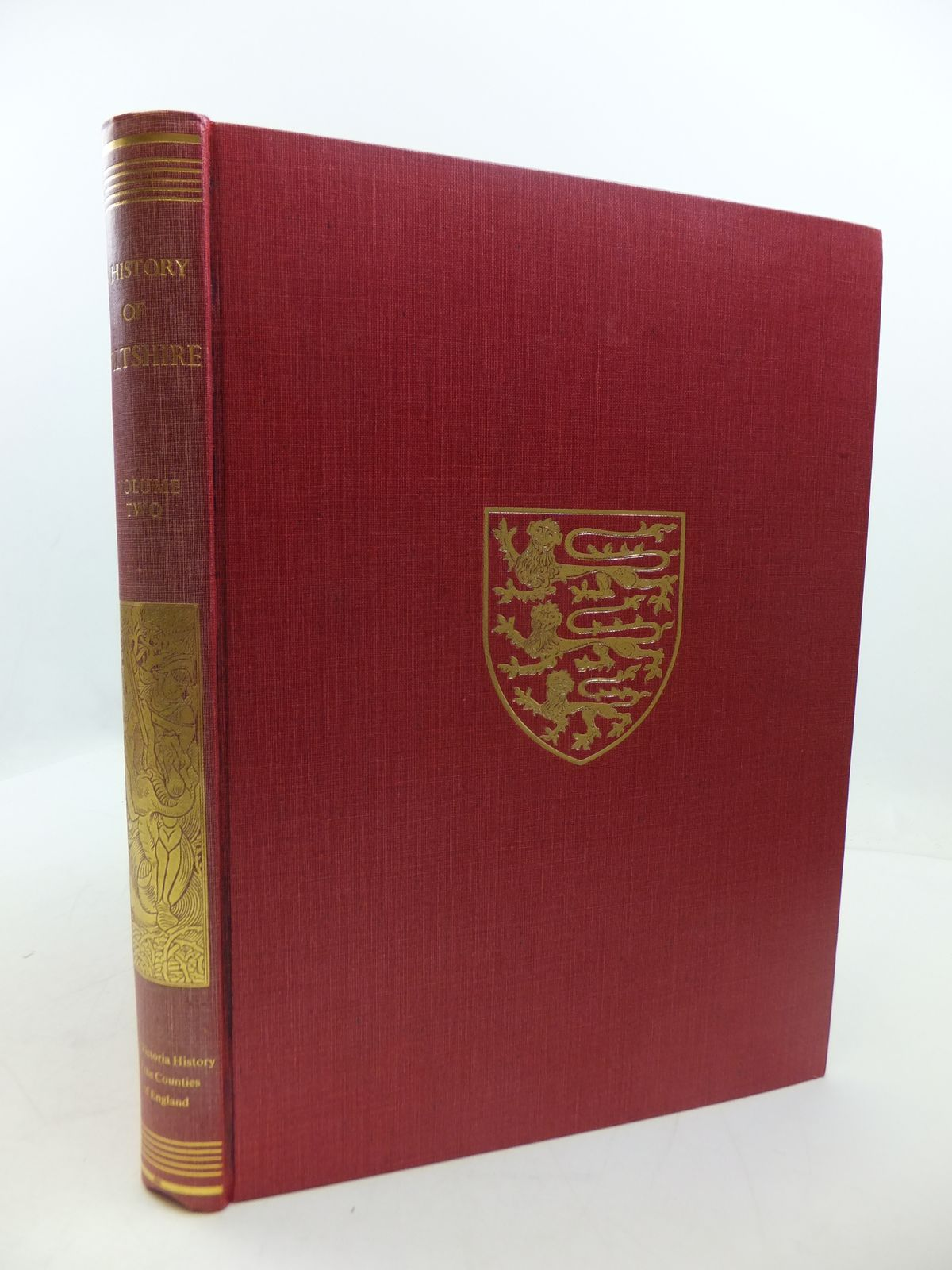 Photo of A HISTORY OF WILTSHIRE VOLUME II