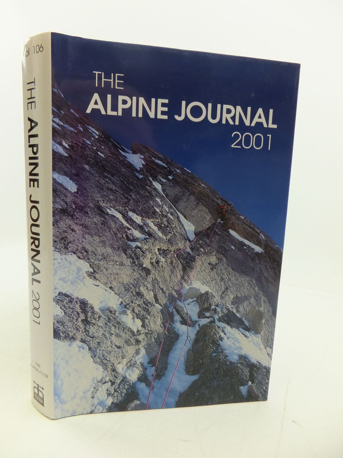 Photo of THE ALPINE JOURNAL 2001 written by Douglas, Ed published by The Alpine Club, Ernest Press (STOCK CODE: 1807823)  for sale by Stella & Rose's Books