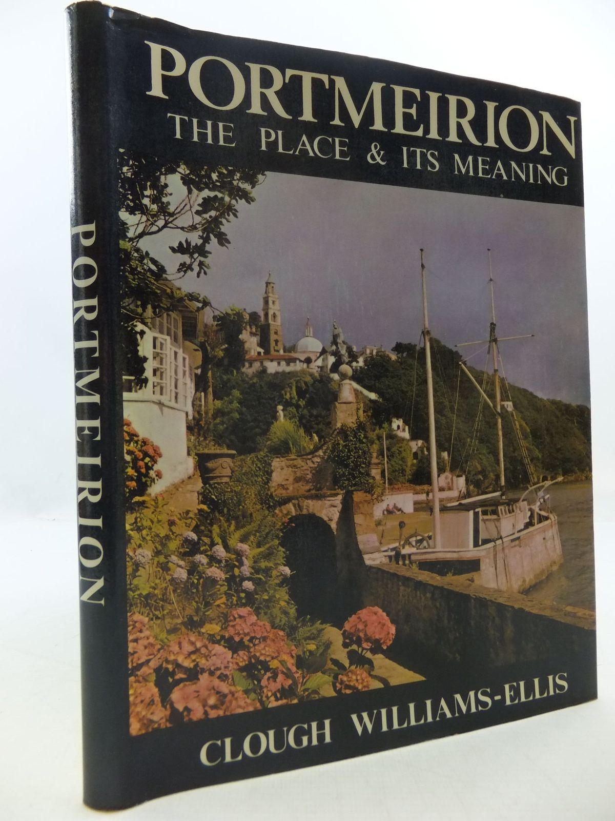 Photo of PORTMEIRION: THE PLACE AND ITS MEANING