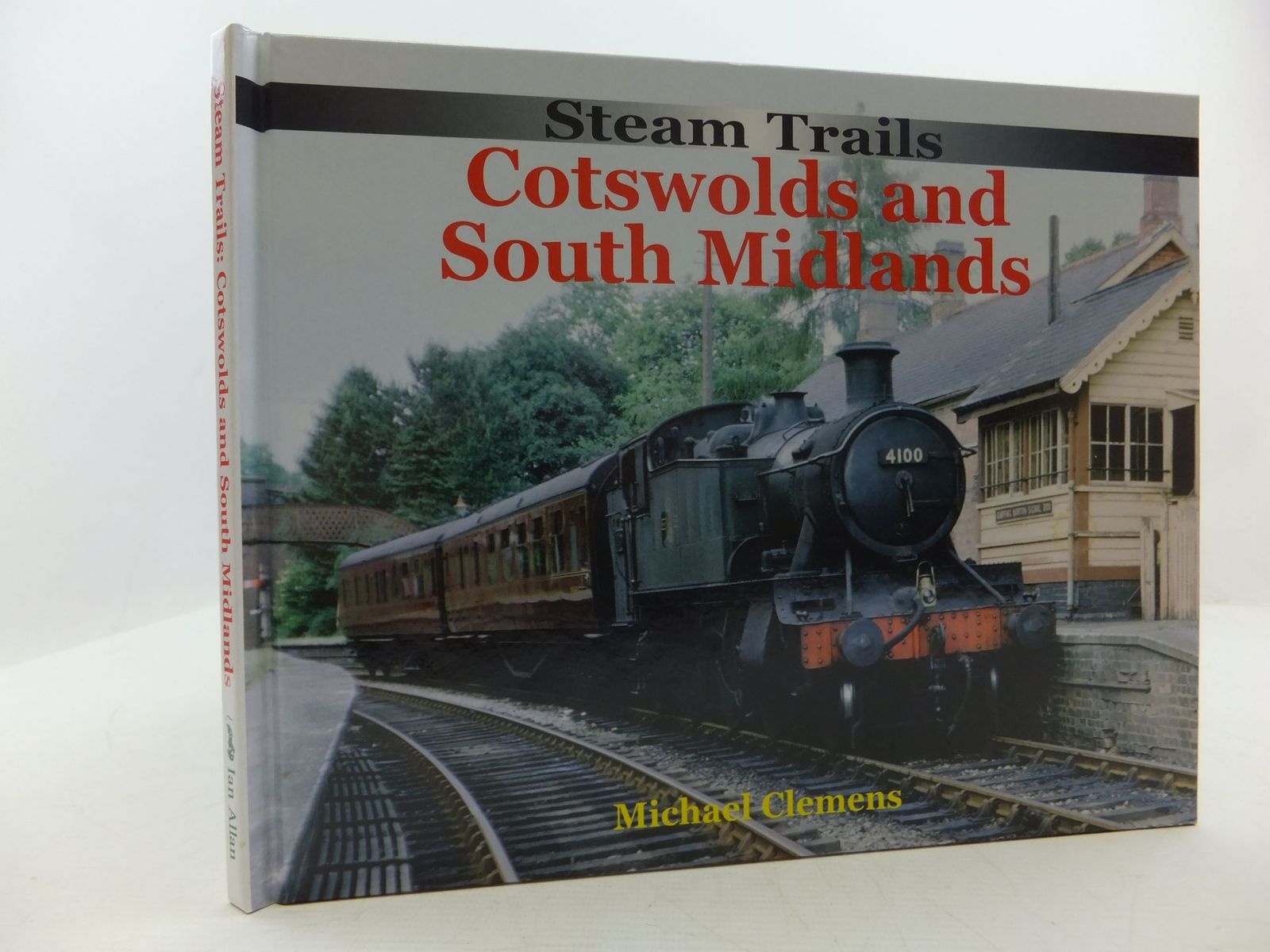 Photo of STEAM TRAILS: COTSWOLDS AND SOUTH MIDLANDS written by Clemens, Michael published by Ian Allan (STOCK CODE: 1807849)  for sale by Stella & Rose's Books