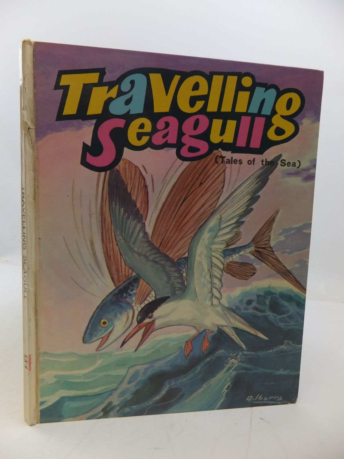 Photo of TRAVELLING SEAGULL published by Murrays Sales & Service Co. (STOCK CODE: 1807901)  for sale by Stella & Rose's Books