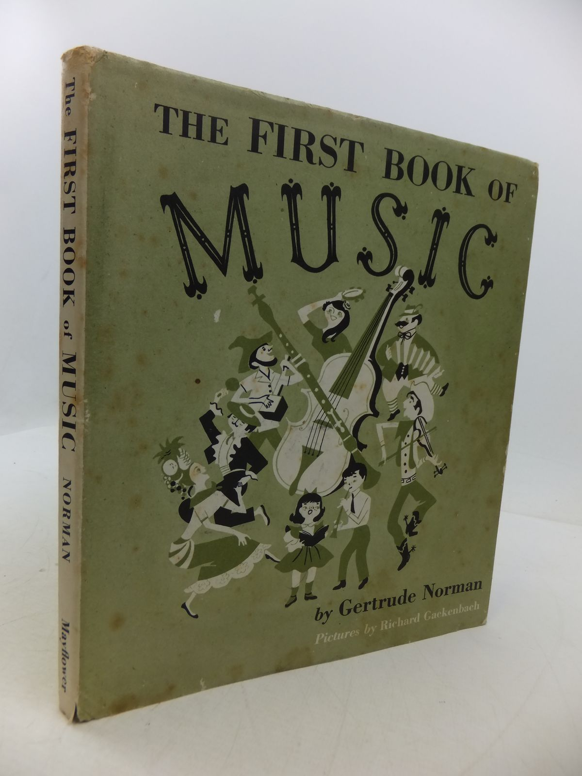 Photo of THE FIRST BOOK OF MUSIC